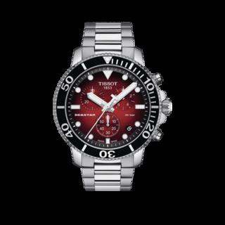 Tissot Herrenuhr Seastar 1000 Quartz Chronograph T120.417.11.421.00