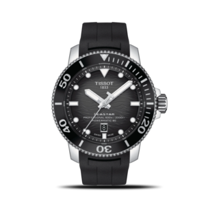 Tissot Herrenuhr Seastar 2000 Professional Powermatic 80 T120.607.17.441.00