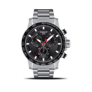 Tissot Herrenuhr Supersport Chrono T125.617.11.051.00