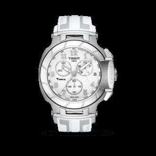Tissot Herrenuhr T-Race Chronograph Gent T048.417.17.012.00