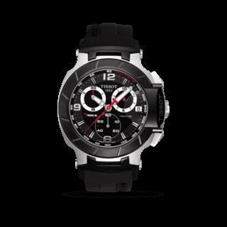 Tissot Herrenuhr T-Race Chronograph Gent T048.417.27.057.00