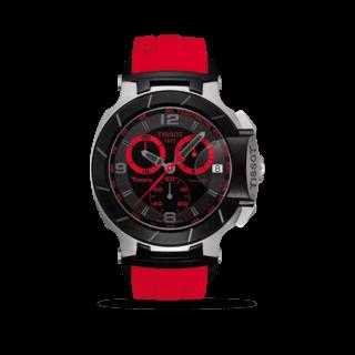 Tissot Herrenuhr T-Race Chronograph Gent T048.417.27.057.02