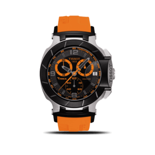 Tissot Herrenuhr T-Race Chronograph Gent T048.417.27.057.04