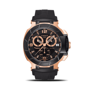 Tissot Herrenuhr T-Race Chronograph Gent T048.417.27.057.06