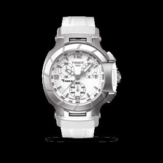 Tissot Damenuhr T-Race Chronograph Lady T048.217.17.017.00
