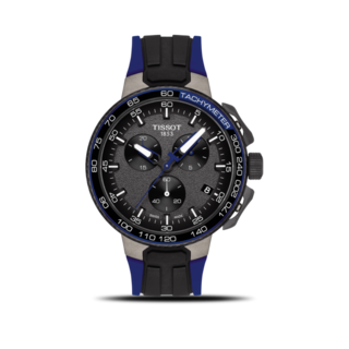 Tissot Herrenuhr T-Race Cycling Navy T111.417.37.441.06