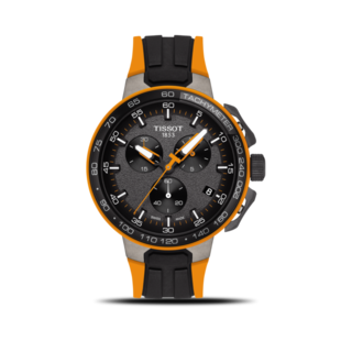 Tissot Herrenuhr T-Race Cycling Orange T111.417.37.441.04