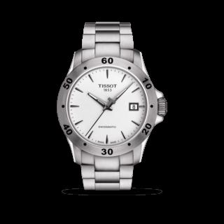 Tissot Herrenuhr V8 Swissmatic T106.407.11.031.01
