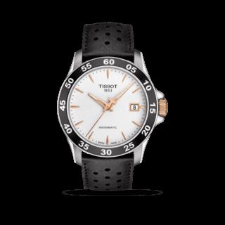 Tissot Herrenuhr V8 Swissmatic T106.407.26.031.00