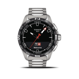 Tissot Herrenuhr Connect Solar T121.420.44.051.00