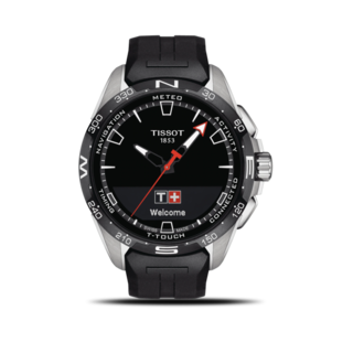 Tissot Herrenuhr Connect Solar T121.420.47.051.00