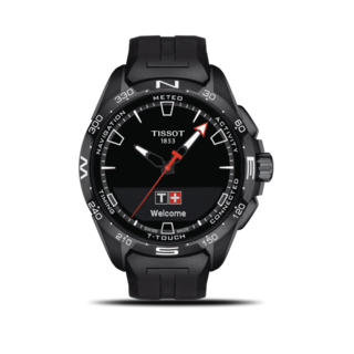 Tissot Herrenuhr Connect Solar T121.420.47.051.03