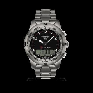 Tissot Herrenuhr T-Touch II Titanium Gent T047.420.44.057.00