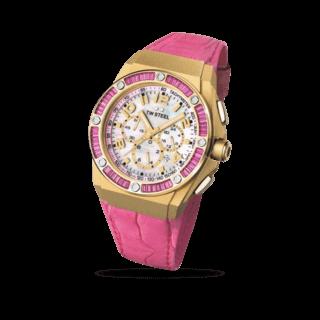 TW Steel Damenuhr Kelly Rowland Edition Pink TWCE4006