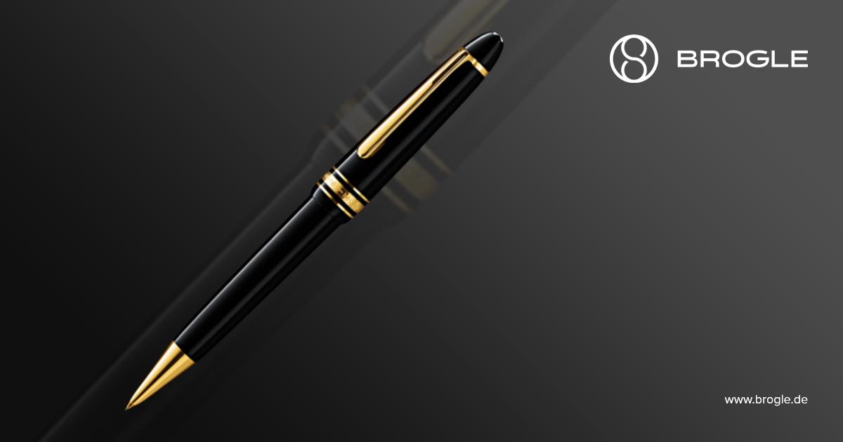 montblanc meisterst ck legrand kugelschreiber 10456. Black Bedroom Furniture Sets. Home Design Ideas