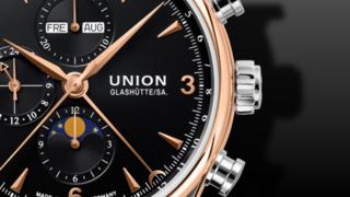 Union Glashütte Belisar Chronograph Mondphase 44mm