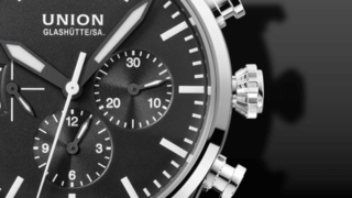 Union Glashütte Belisar Pilot Chronograph