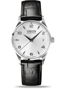 Union Glashütte Noramis Datum 34mm