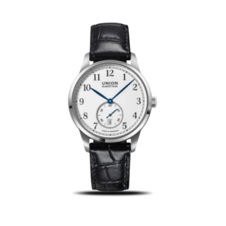 Union Glashütte Herrenuhr 1893 Kleine Sekunde 41mm D010.428.16.017.00