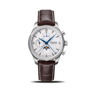 Union Glashütte Herrenuhr Belisar Chronograph Mondphase D009.425.16.017.00