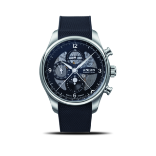 Union Glashütte Herrenuhr Belisar Chronograph Mondphase D009.425.17.057.00