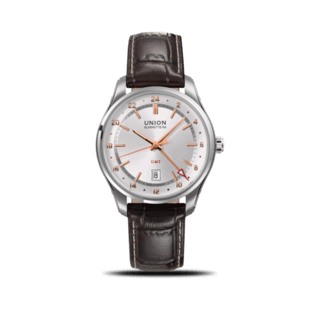 Union Glashütte Herrenuhr Belisar GMT D009.429.16.037.01