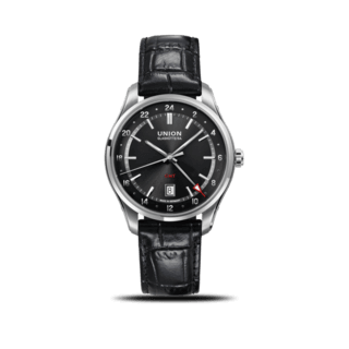 Union Glashütte Herrenuhr Belisar GMT D009.429.16.057.00
