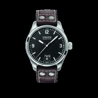 Union Glashütte Herrenuhr Belisar Pilot Datum D002.607.16.057.00