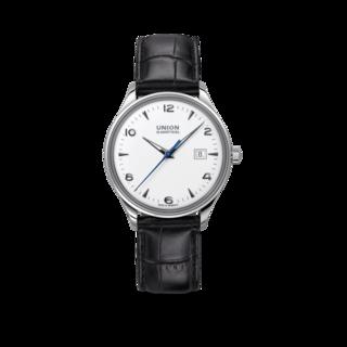 Union Glashütte Armbanduhr Noramis Datum 40mm D012.407.16.017.00