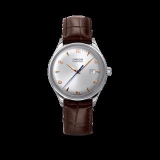 Union Glashütte Armbanduhr Noramis Datum 40mm D012.407.16.037.01