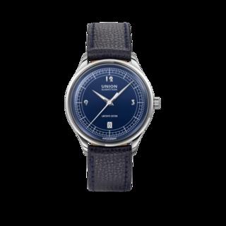 Union Glashütte Armbanduhr Noramis Datum, Limiterte Edition ADAC Deutschland Klassik 2021 D012.407.16.042.09