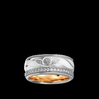 Wellendorff Ring Beschütze mich 6.7090_WG
