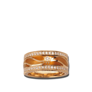 Wellendorff Ring Zauber des Glücks 6.7088_GG