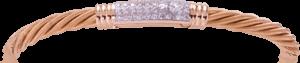 Armband Wellendorff Comtesse Sternennacht aus 750 Gelbgold mit mehreren Brillanten (0,45 Karat)