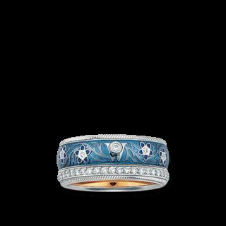 Wellendorff Ring Heidelbeere 6.6817_WG