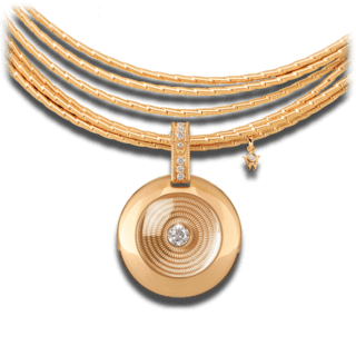 Wellendorff Amulett Goldschatz 9.9649_GG