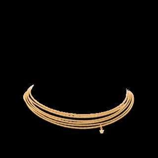 Wellendorff Collier Sonnenglanzfächer 4.6768_GG