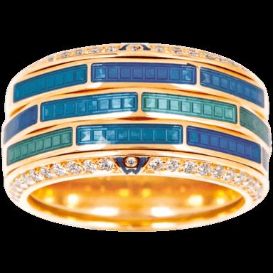 Wellendorff Ring Wasserspiel 6.7166_GG