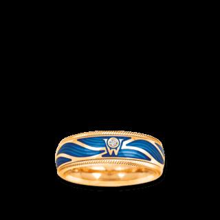 Wellendorff Ring Wellenschimmer 6.7167_GG