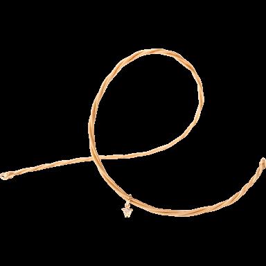 Wellendorff Collier Zarte Silky 4.6765_GG