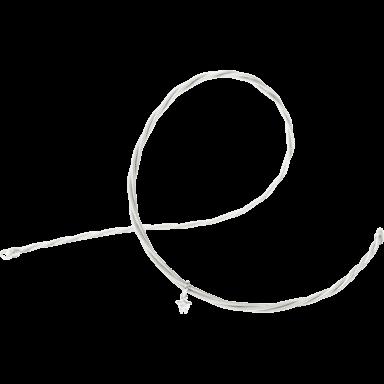 Wellendorff Collier Zarte Silky 4.6765_WG