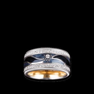 Wellendorff Ring Engelskuss 6.7055_WG