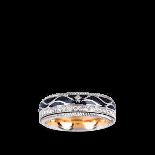 Wellendorff Ring Flügel der Nacht 6.7054_WG