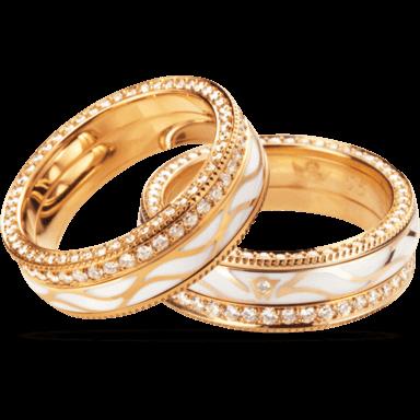 Wellendorff Ring Goldflügel 6.7058_GG
