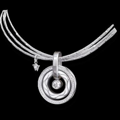 Wellendorff Amulett Kristallflügel 9.9479_WG