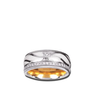 Wellendorff Ring Kristallflügel 6.7065_WG