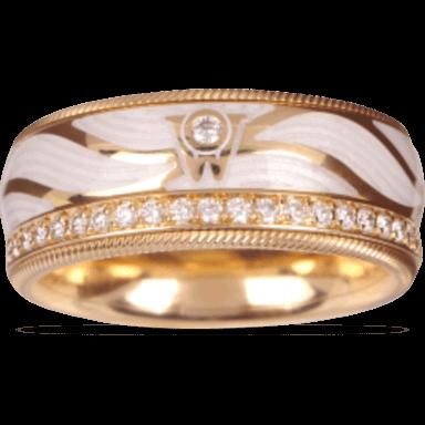 Wellendorff Ring Engelsflügel 6.7066_GG