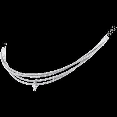 Wellendorff Collier Sonnenglanz klein 4.6699_WG