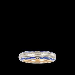 Wellendorff Ring Pures Glück Saphir 6.7143_WG
