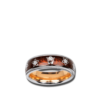 Wellendorff Ring Blütenengel 6.7029_WG